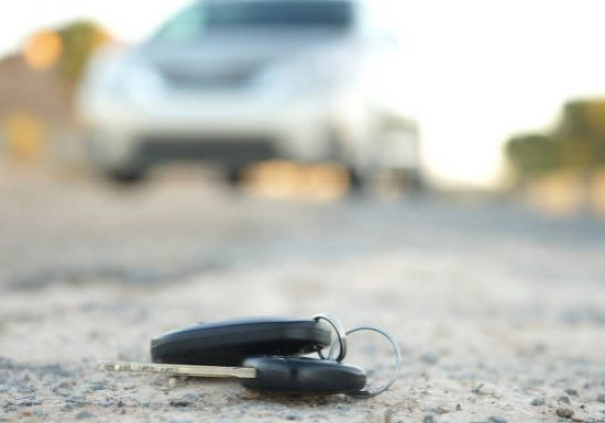 lost car keys